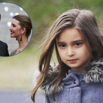 Meet Arabella Rose Kushner – Photos Of Ivanka Trump's Daughter With Husband Jared Kushner