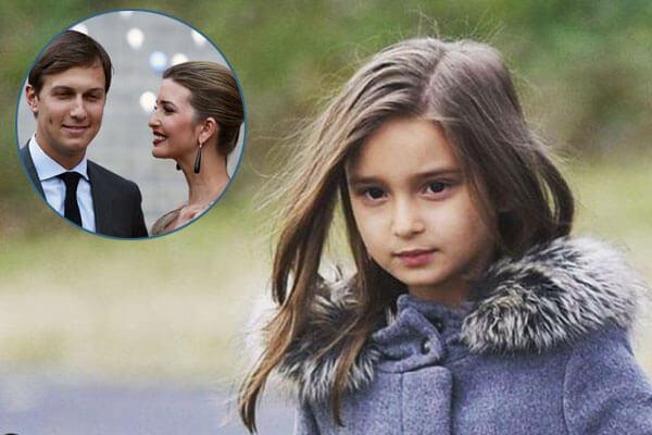 Ivanka Trump daughter Arabella Rose Kushner