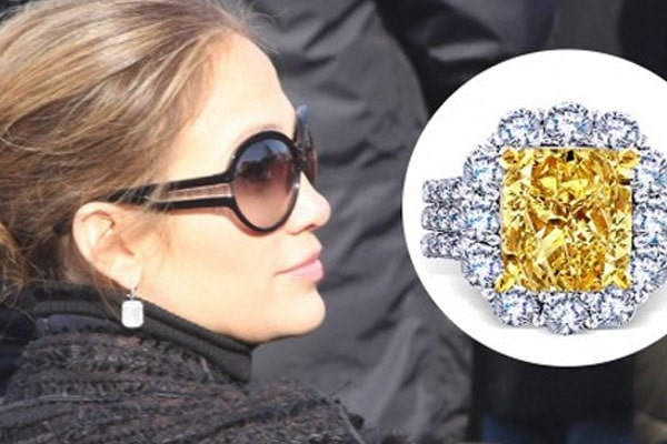 Jennifer Lopez's ex-husband's Marc Anthony's gift