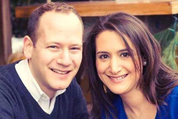 Jessica Emily Schumer's husband Michael Shapiro