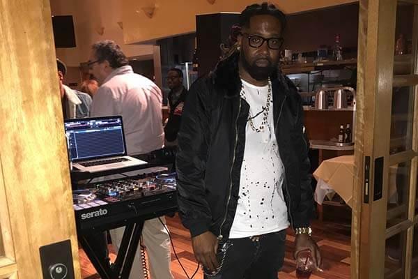 Keita Morris aka DJ Jersey Wonder