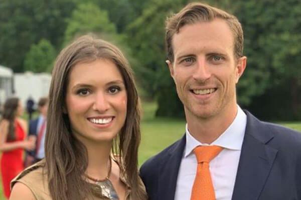 Mariah Cuomo's boyfriend Tellef Luvendall