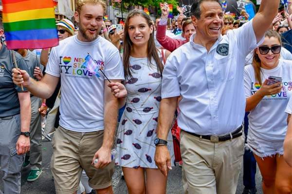 Kerry Kennedy's daughter Mariah Cuomo