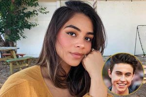 Nash Grier's fiance Taylor Giavasis