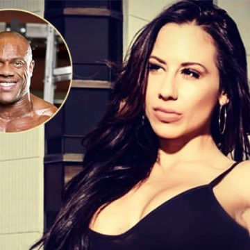 Meet Phil Heath's Wife Shurie Heath. Was Previously Married To Jennie Laxson Heath