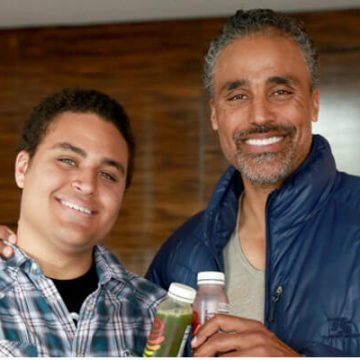 Meet Kyle Fox – Photos Of Rick Fox's Son With Baby Mama Kari Hillsman