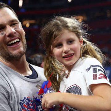 Meet Vivian Lake Brady – Photos Of Tom Brady's Daughter With Wife Gisele Bündchen