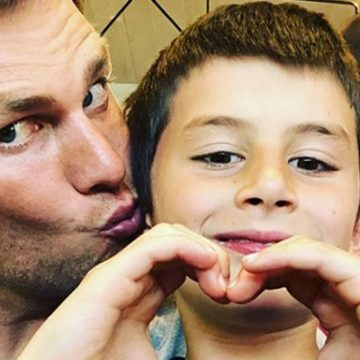 Meet Benjamin Brady – Photos Of Tom Brady's Son With Wife Gisele Bündchen
