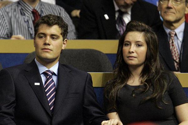 Tripp Palin's parents