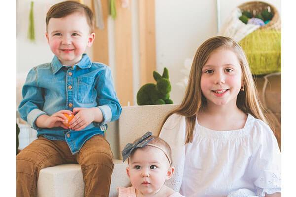 Chelsea Houska's children