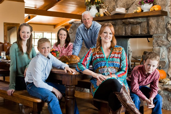 Alex Drummond mother Ree Drummond