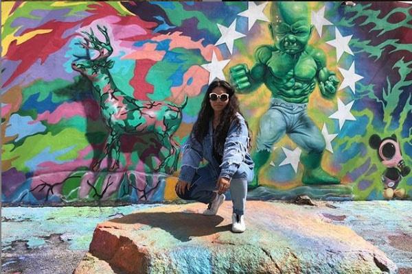 Alexandra Ortiz, David Ortiz's daughter