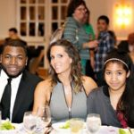Alexandra Ortiz, Tiffany Ortiz and David Ortiz's daughter