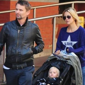 Meet Bingham Hawn Bellamy – Photos Of Kate Hudson's Son With Baby Father Matthew Bellamy