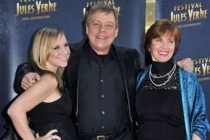 Chelsea Hamill Parents Mark Hamill and Marilou York