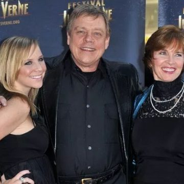Meet Chelsea Hamill – Photos Of Mark Hamill's Daughter With Wife Marilou York