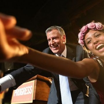 Meet Chiara de Blasio – Photos Of Bill de Blasio's Daughter With Wife Chirlane McCray