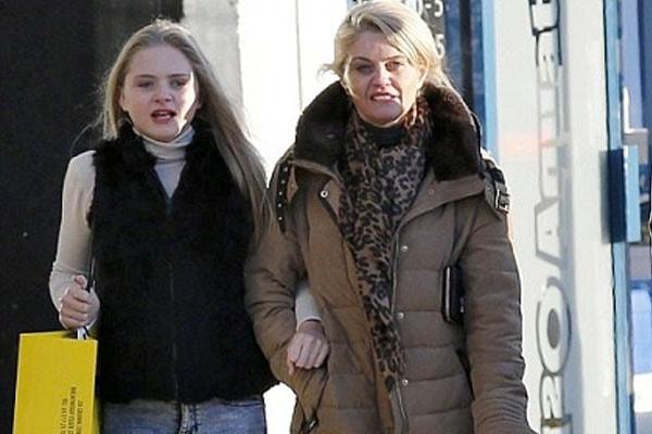 Danniella Westbrook's daughter Jody Jenkins
