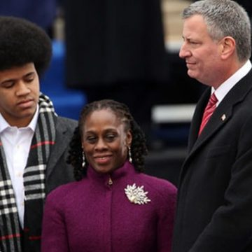 Meet Dante de Blasio – Photos Of Bill de Blasio's Son With Wife Chirlane McCray