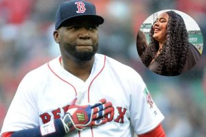 David Ortiz's daughter Jessica Ortiz