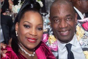 Dikembe Mutombo's wife Rose Mutombo