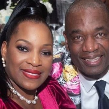 Know All About Dikembe Mutombo's Wife Rose Mutombo. Married Since 1996