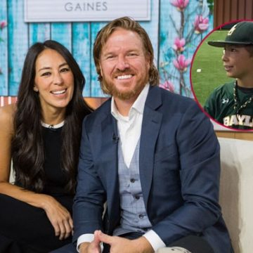 Meet Drake Gaines – Photos Of Joanna Gaines' Son With Husband Chip Gaines