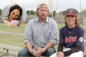 Duke Gaines Parents Chip and Joanna Gaines