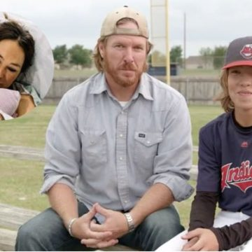 Meet Duke Gaines – Photos Of Joanna Gaines' Son With Husband Chip Gaines