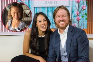 Chip and Joanna Gaines' daughter