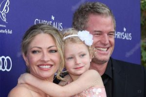 Eric Dane's daughter Billie Dane