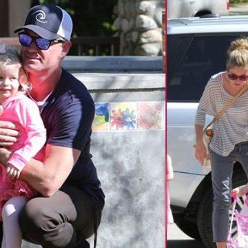 Meet Georgia Dane – Photos Of Eric Dane's Daughter With Baby Mama Rebecca Gayheart