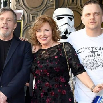 Meet Griffin Hamill – Photos Of Mark Hamill's Son With Wife Marilou York