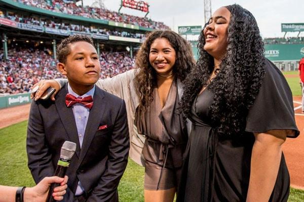 Jessica Ortiz half-siblings Alexandra Ortiz