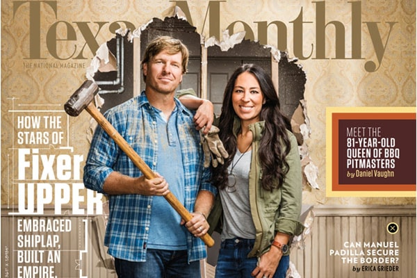 Joanna and Chip Gaines' show