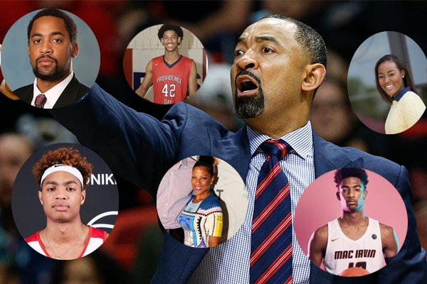 Juwan Howard children