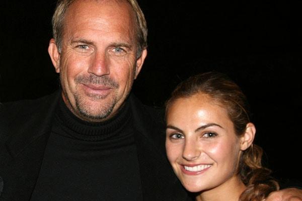 Kevin Costner's daughter Annie Costner