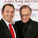 Larry King Jr. father Larry King