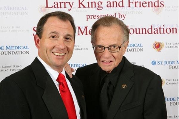 Larry King Jr. father Larry King