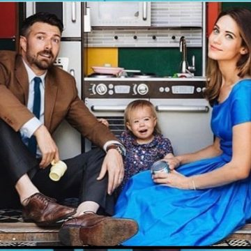 Meet Greta Lilia Bean – Photos Of Lyndsy Fonseca's Daughter With Husband Noah Bean