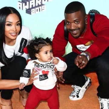 Meet Melody Love Norwood – Photos Of Ray J's Daughter With Wife Princess Love