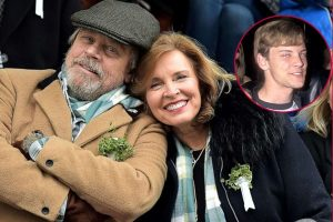 Nathan Hamill's parents Mark Hamill and Marilou York