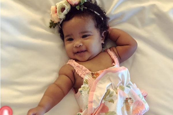 Ray J's Daughter Melody Love Norwood