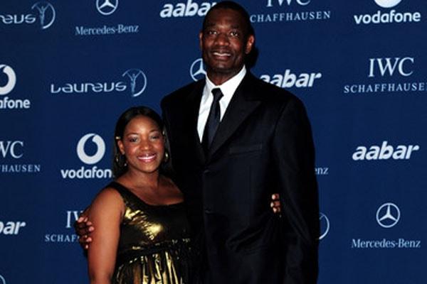 Rose Mutombo's husband Dikembe Mutombo