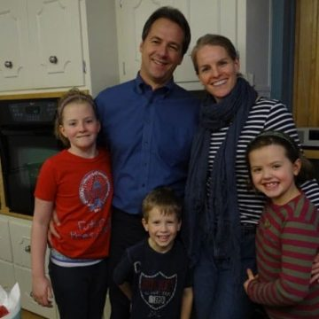 Meet All Of Steve Bullock's Children, Has 2 Daughters And A Son