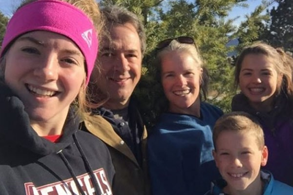 Steve Bullock's children.