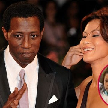 Meet Iset Jua-T Snipes – Photos Of Wesley Snipes' Daughter With Wife Nakyung Park