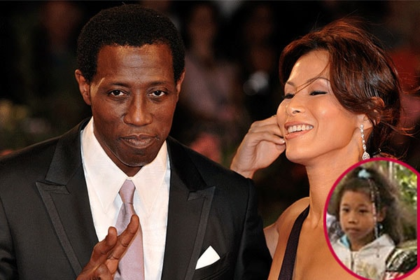 Wesley Snipes' Daughter Iset Jua-T Snipes