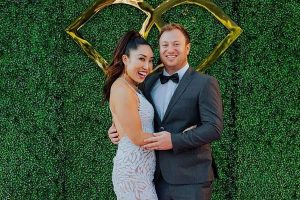 Casey Ho and her husband Sam Livits