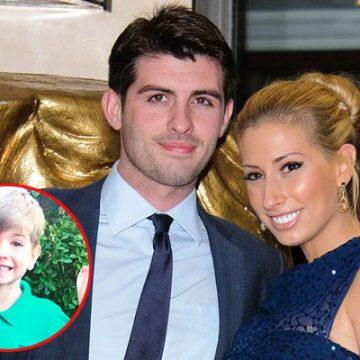 Meet Leighton Barham – Photos Of Stacey Solomon's Son With-Ex Fiance Aaron Barham